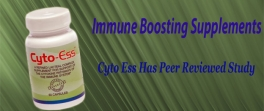Cyto-Ess Immune Boosting Supplements